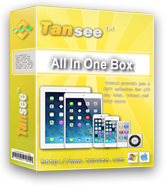 Tansee iDevice ALL In One Box Free Download