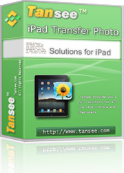 Tansee iPad Transfer Photo Free Download
