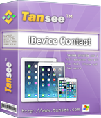Tansee iOS Contact Transfer Free Download
