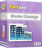 iPhone/iPad/iPod SMS&MMS&iMessage Transfer
