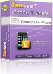 Tansee iPhone Transfer Free Download